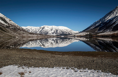 Lake Pearson, Arthur's Pass