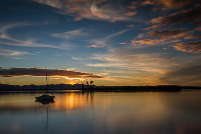 Sunset - Nelson