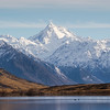 Mt D'Archiac,  Lake Clearwater, NZ