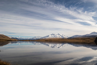 Lake Clearwater - Hakatere New Zealand