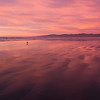 Sunrise, New Brighton Beach  - Christchurch