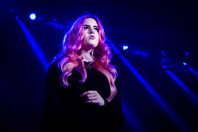 KIIARA Performs in Toronto
