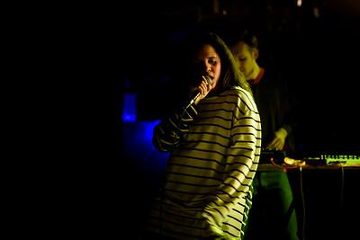 Lido Pimienta Performs in Toronto