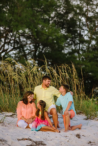 Longboat Key Family Portraits