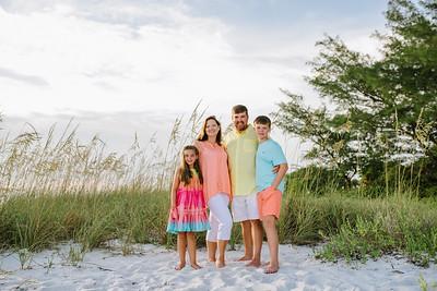 Longboat Key Family Portraits