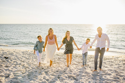 Longboat Key Florida Family Photos