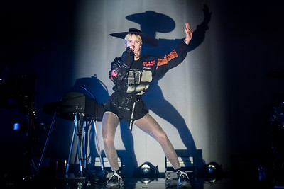 Mø Performs in Toronto