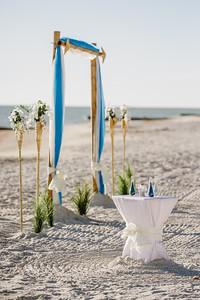 Madeira Beach Florida Wedding