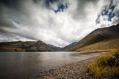 Lake Tennyson, Molesworth Station