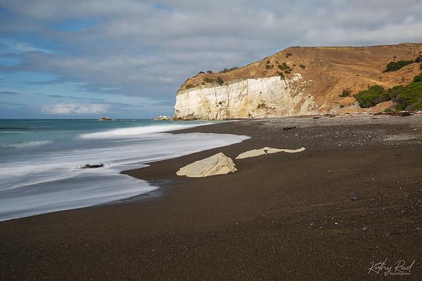 Limestone Cliffs Nape Nape