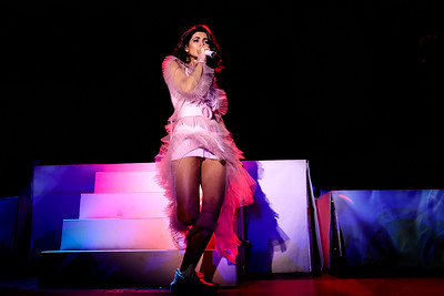 Marina Performs in Toronto