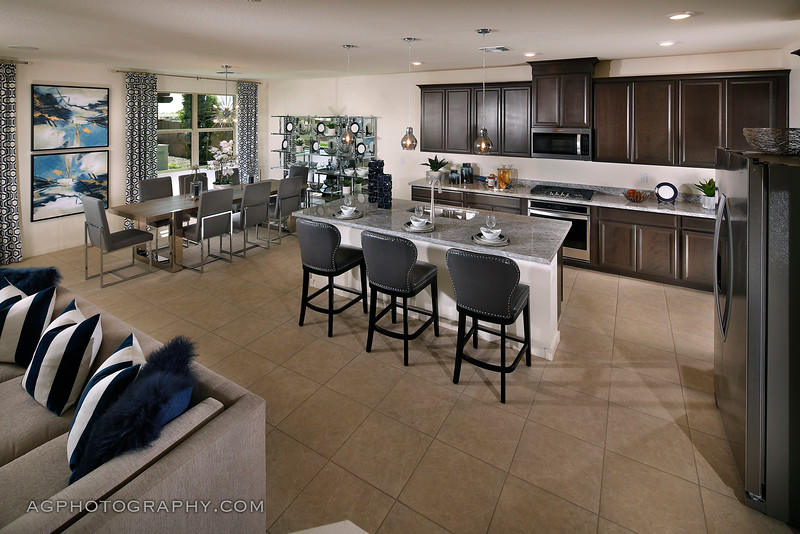 Marley Park Models by Meritage Homes, Phoenix, AZ, 7/19/19.
