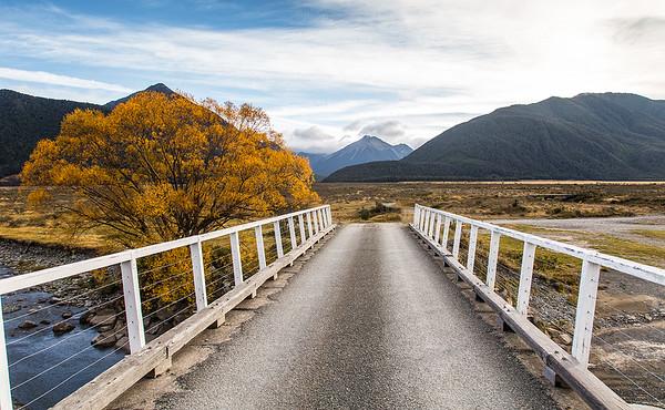 Mt White Bridge