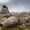 Rock formations, Castle Hill Canterbury