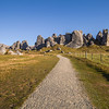 Castle Hill Limestone formations, Canterbury