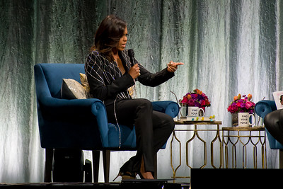 Michelle Obama in Toronto