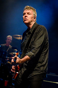 Midnight Oil Perform in Toronto