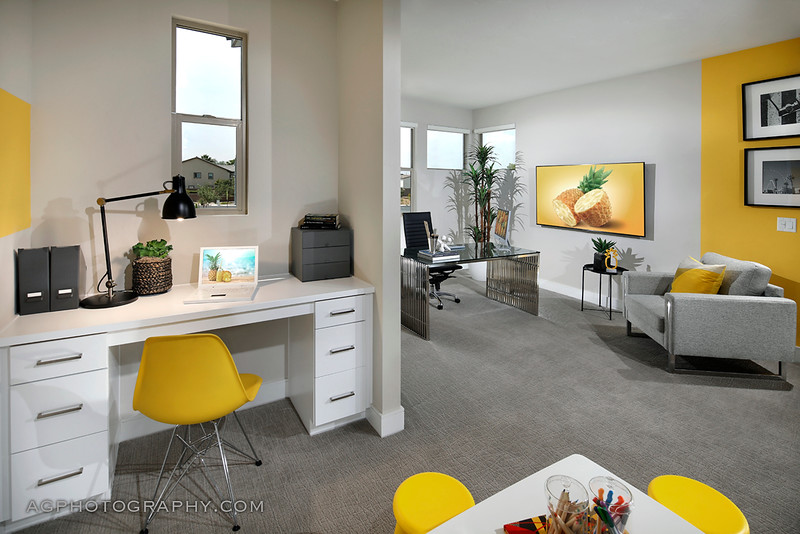 Home Office examples, Las Vegas, NV, 8/21/20.