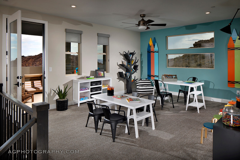 Midnight Ridge Models by Pardee Homes, Henderson, NV, 9/17/19.