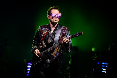 Muse Performs in Toronto