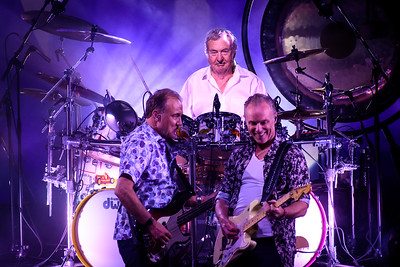 Nick Mason's Saucerful of Secrets Performs in Toronto