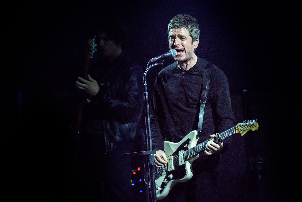 Noel Gallagher Performs in Toronto
