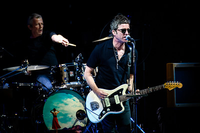 Noel Gallagher's High Flying Birds Perform in Toronto