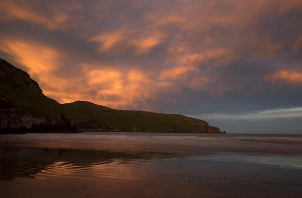 Le bons Bay Sunset