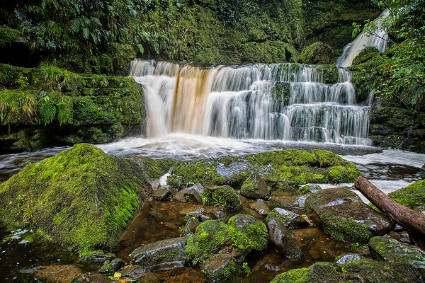 McLean Falls  - Catlins Otago