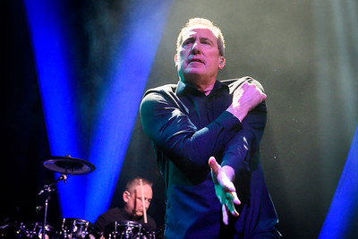 Orchestral Manoeuvres in the Dark (OMD) Perform in Toronto
