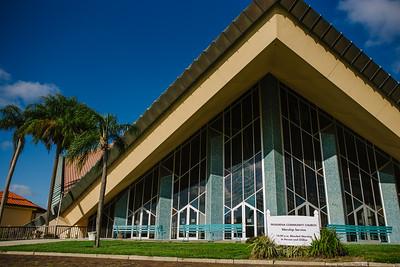 St Pete Beach Florida Wedding at Pasadena Community Church