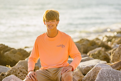 St Pete Beach High School Senior Photos