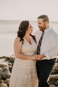 Pass A Grille Wedding Portraits