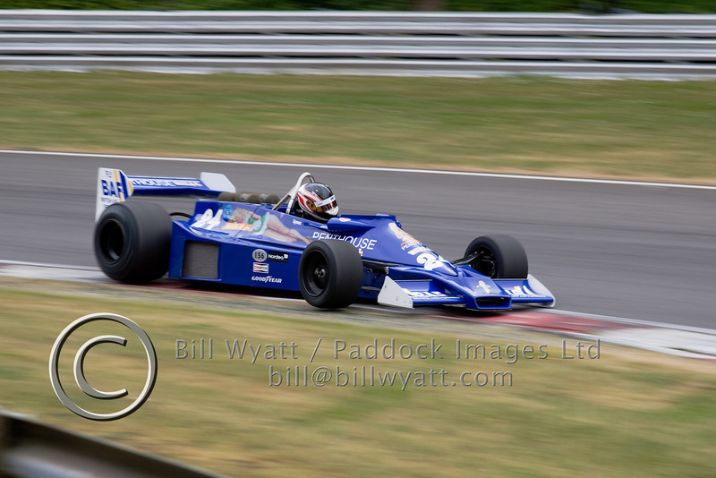 Michael Lyons, Hesketh 308E