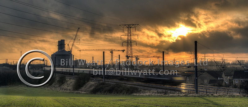 St Neots Industrial Train