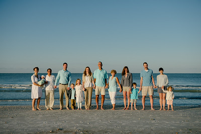 Postcard Inn St Pete Beach Family Morning Beach Portraits by Saint Petersburg FL Photographer Kristen Sloan