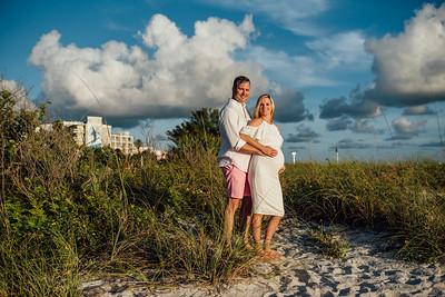 Postcard Inn St Pete Beach Maternity Beach Portraits