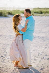 Postcard Inn Wedding Proposal St Pete Beach