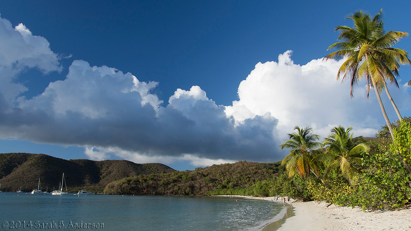 Maho Bay<br /> St. John, USVI<br /> April 2014