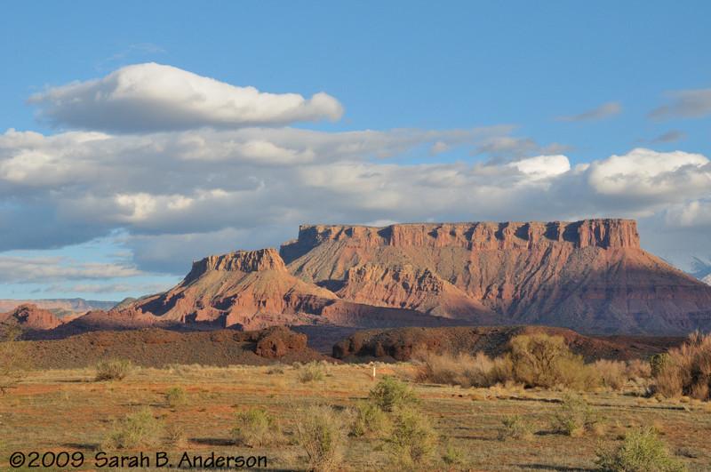 Beautiful Utah<br /> <br /> near Moab, Utah<br /> April 2009