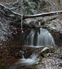 Upper Falls of Freeland Run<br /> Tucker County, WV<br /> December 2013