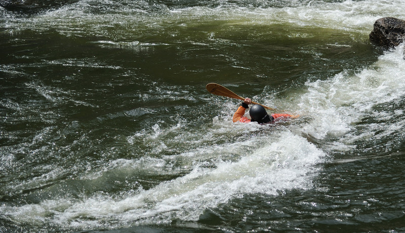 Aya dropping in @ Fascination Alley<br /> <br /> Cheat River Narrows<br /> Preston County, West Virginia<br /> May 2011