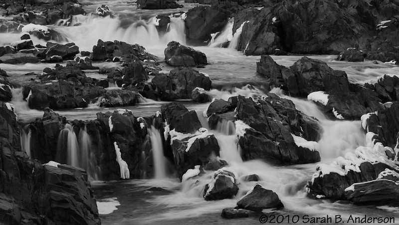 Great Falls of the Potomac River<br /> slow-mo<br /> <br /> Fairfax County, Virginia<br /> December 2010