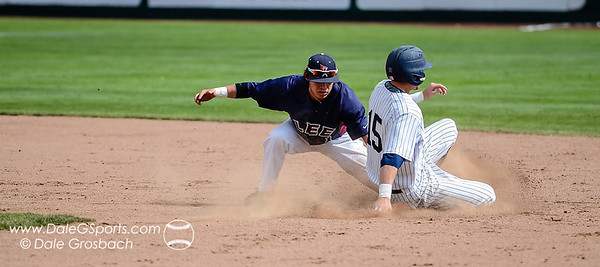 Image #0279   May 28, 2013; Harris Field Complex,Lewiston, ID; Lee (TN) Flames vs. Missouri Baptist Spartans.  Game 14, 57th Annual Avista NAIA Baseball World Series  Mandatory Credit: Dale Grosbach-Dale G Sports