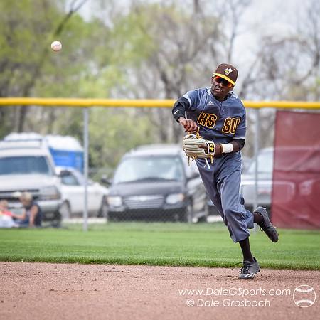 Park Univ. Baseball v Harris-Stowe St. Univ