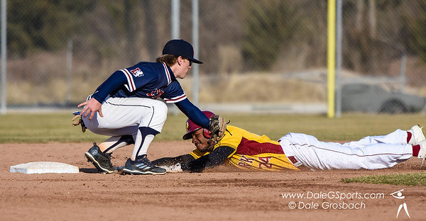 Park Baseball vs. Lyon College