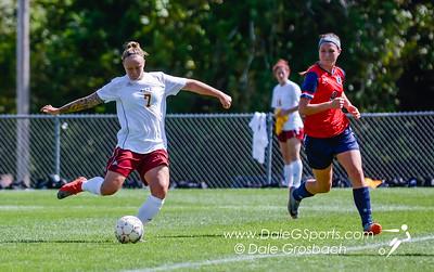 Park Women's Soccer v Hannibal-Lagrange 2017