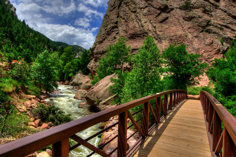 Eldorado Canyon National Park
