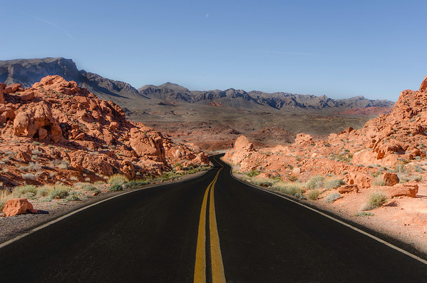 Recent Project - Valley of fire
