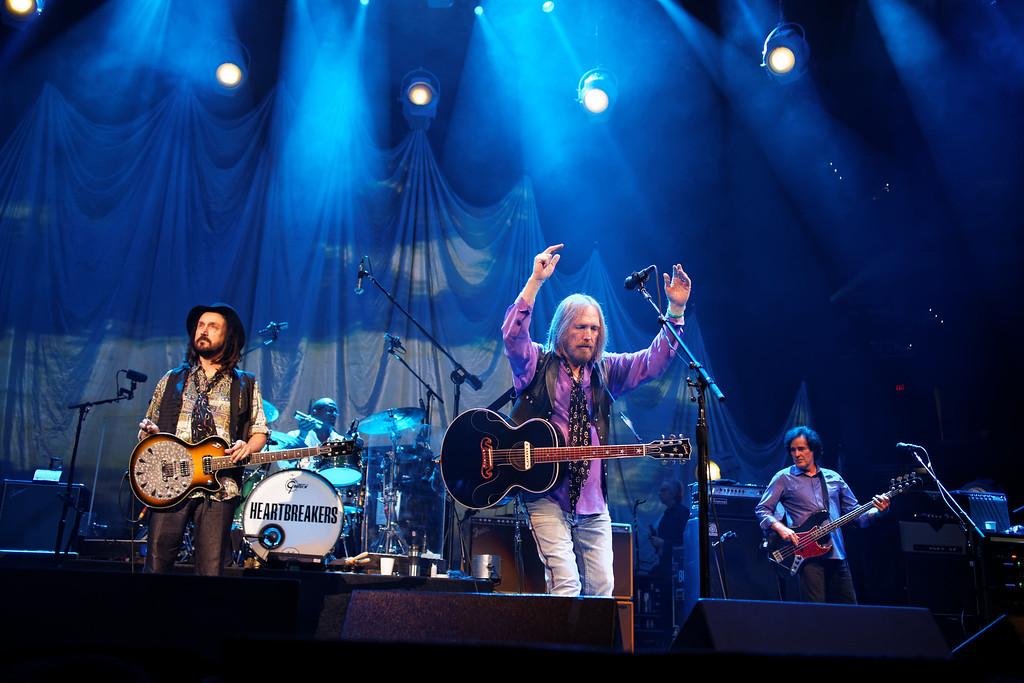 Tom Petty & the Heartbreakers Concert Weekend